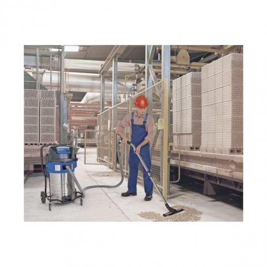 70 liter stålbeholder i rustfritt stål